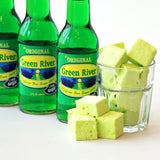 Marshmallow of the Month: Green River Soda Marshmallows (set of 12)