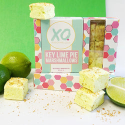 Marshmallow of the Month: Key Lime Pie Marshmallows (set of 12)