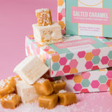 Salted Caramel Marshmallows (set of 12)