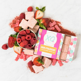 Marshmallow of the Month: Sour Strazberry Marshmallows (set of 12)