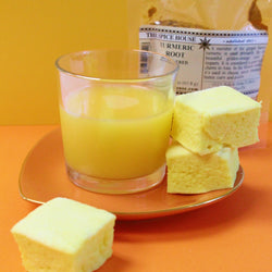 Turmeric Orange Marshmallows (set of 12)