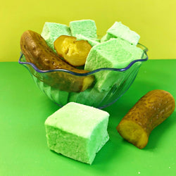 Wicked Pickle Marshmallows (set of 12)