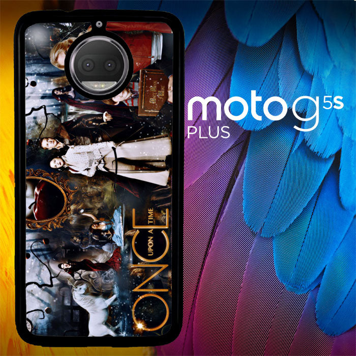 Motorola Moto G5S Wallpapers: Once Upon A Time Wallpaper Y0852 Motorola Moto G5S Plus
