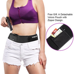 Lirisy Belly Band Holster for Concealed Carry | For Men and Women