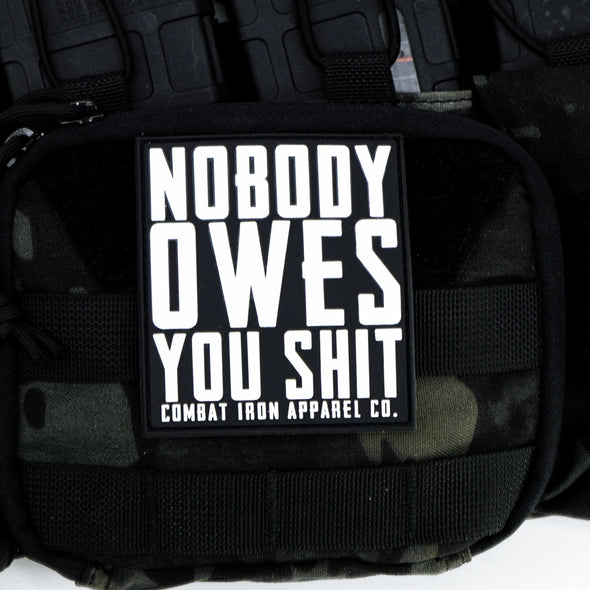 "Combat Iron™ ""Pew Pew Lifestyle"" Tee 