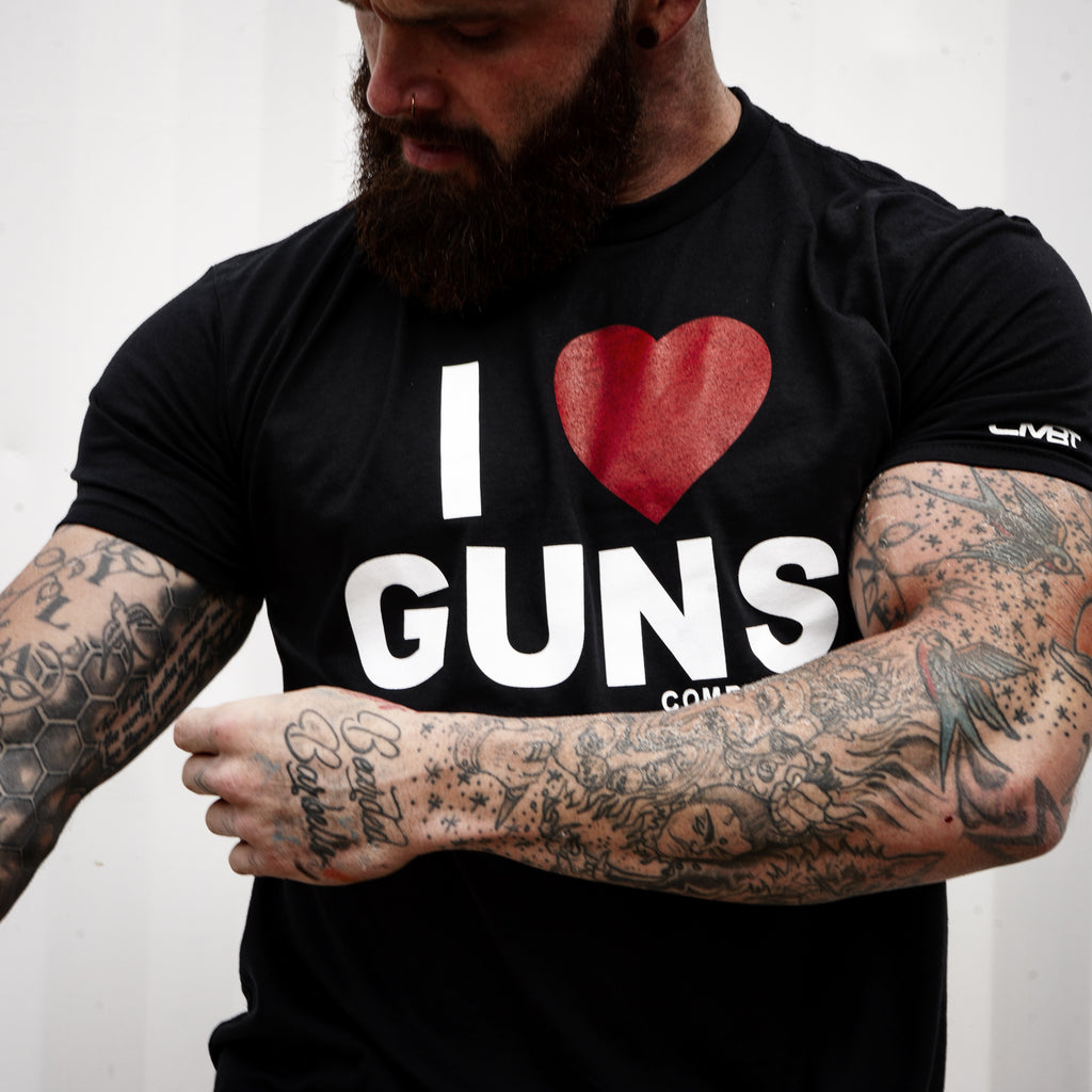 "Combat Iron® ""ESSENTIAL AF"" Tee 
