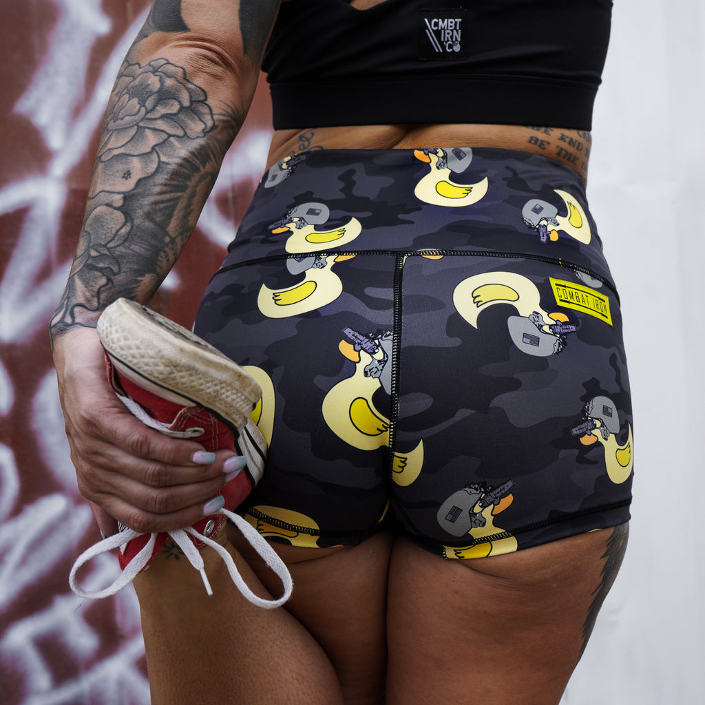 "Combat Iron™ ""LIFT HEAVY. MOVE FAST. STAY DEADLY."" Ladies Tank 