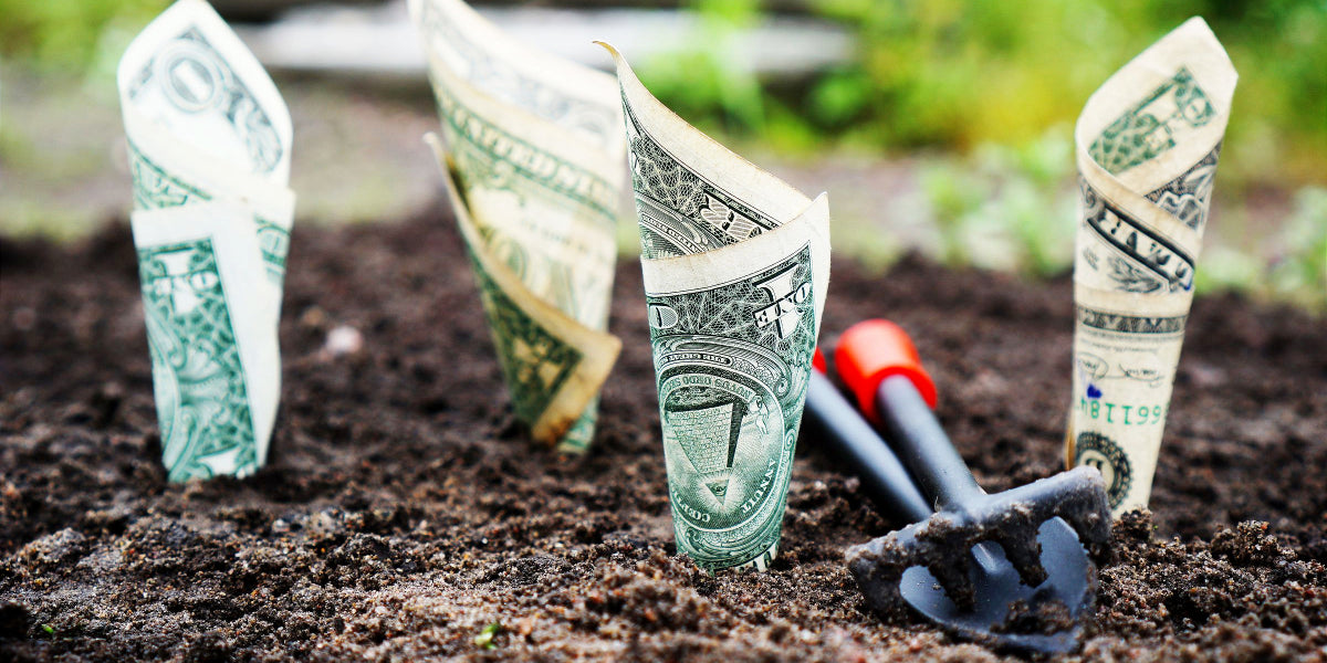 cost of organic fertilizer