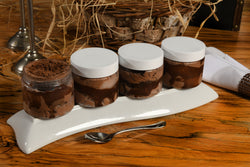 Chocolate Cupcake in a Jar - SugarFreeMarkets