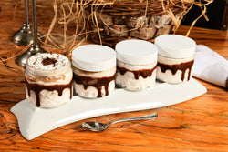 Tiramisu Cupcake in a Jar - SugarFreeMarkets