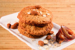 12 Oatmeal Dates Cookies - SugarFreeMarkets