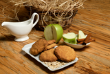 12 Oatmeal Apple Cookies - SugarFreeMarkets