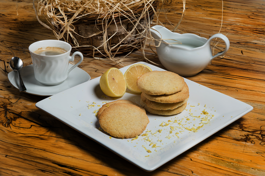 12 Lemon Cookies - SugarFreeMarkets