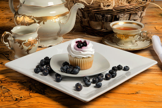 4x Blueberry Cupcake - SugarFreeMarkets