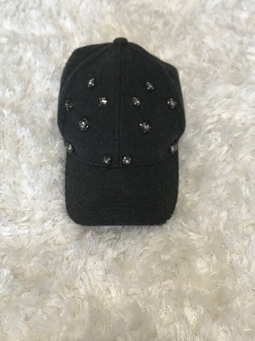Wool Gem Cap