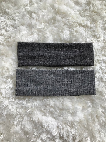 Sweater Headband - Flat