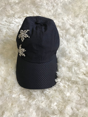 Crystal Stars - Dry Fit Gym Cap