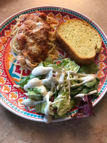 Cheap & Easy Chicken Parmesan