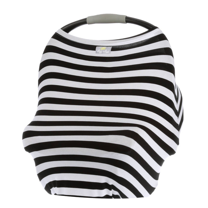 Itzy Ritzy - Black & White Stripe Mom Boss