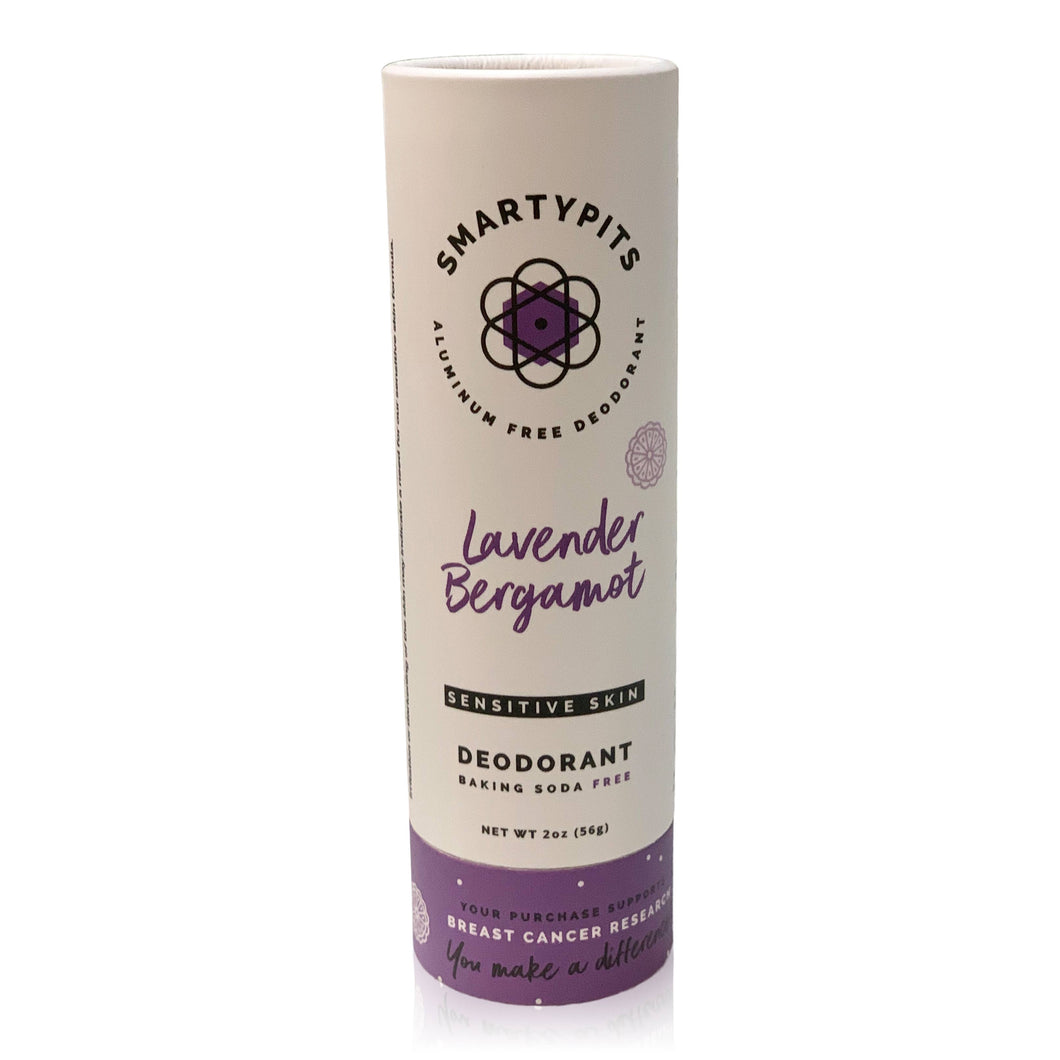 SmartyPits - Sustainable Line: Lavender Bergamot | Sensitive Skin