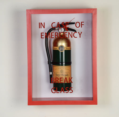In Case of Emergency - Veuve Clicquot.
