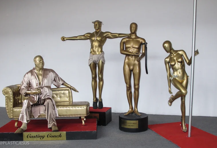 Academy Awards Sculptures