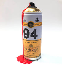MTN 94 X Veuve Clicquot spray paint can for graffiti