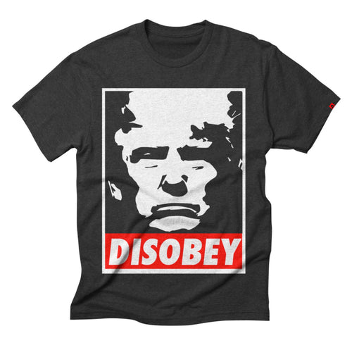 DISOBEY - Unisex T Shirt