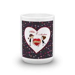 Two Souls One Heart Mug