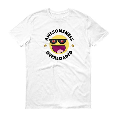 Awesomeness Overloaded Men's T-shirt
