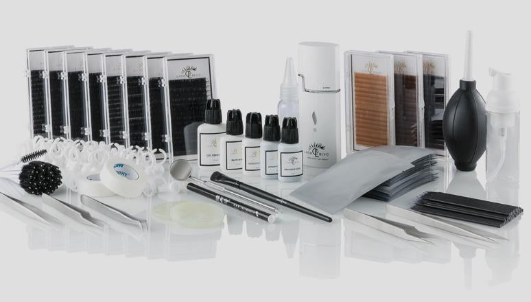 Eyelash Extensions Supplies And Training