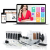 Online Volume, Classic and Brow Kit + FREE Lash Training and Certification