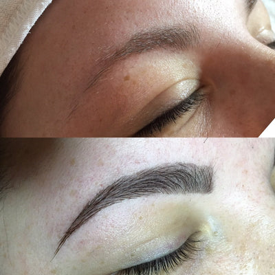 Online eyebrow Extensions Training