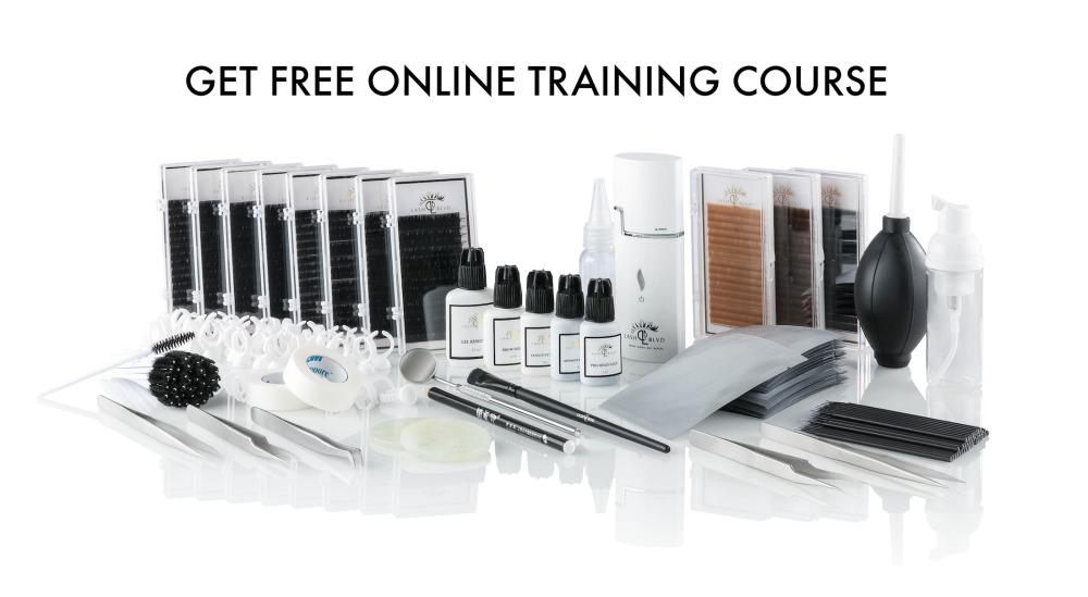 Volume, Classic and Brow Kit! + FREE Lash Like A Pro Online Training Course!!