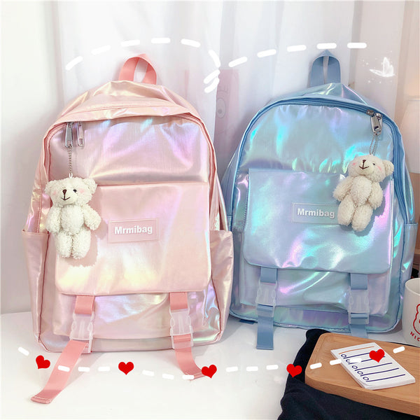 ulzzang fashion candy color backpack yv43280