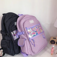 Harajuku ulzzang college backpack yv43281