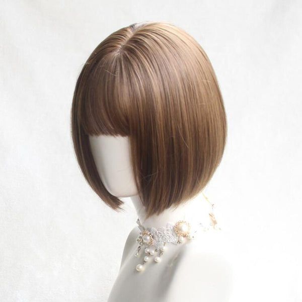 lolita cute short wig YV43021