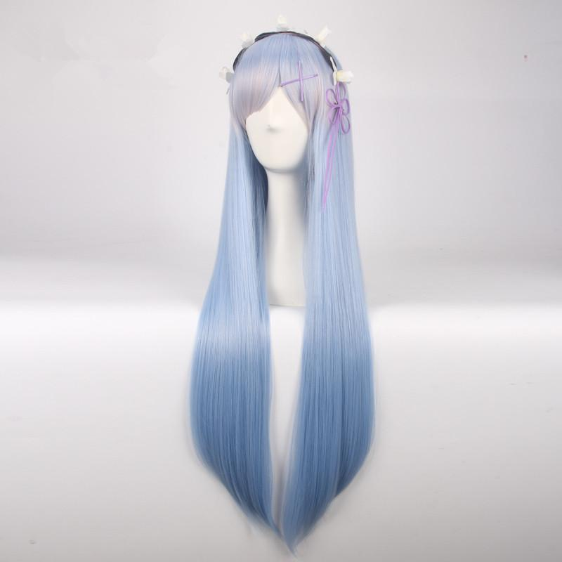 Life In A Different World From,  Long Cosplay Wig YV8035