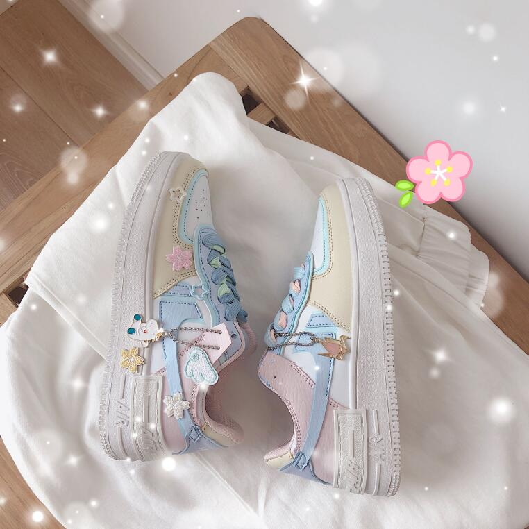 Ulzzang cute casual shoes YV43337