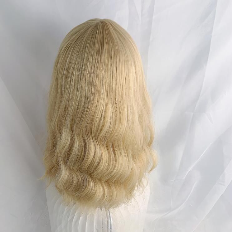 Fashion sweet natural curly wig yv43406