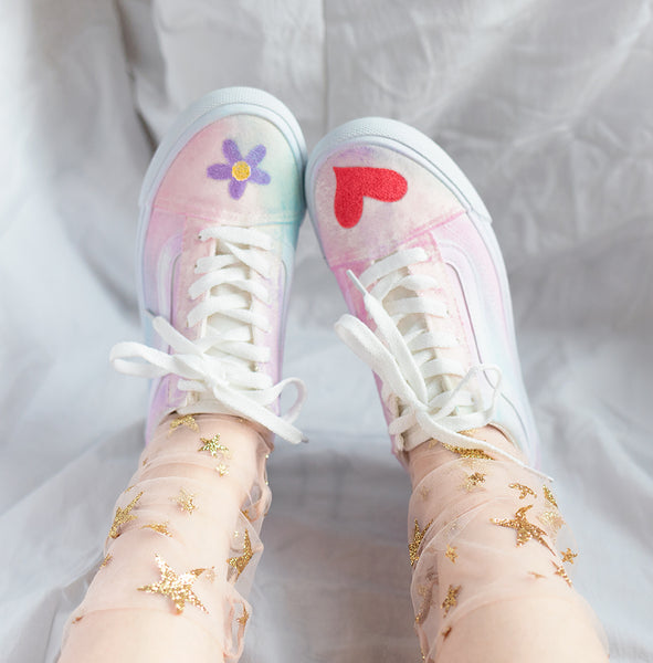 Harajuku cute canvas shoes yv40595