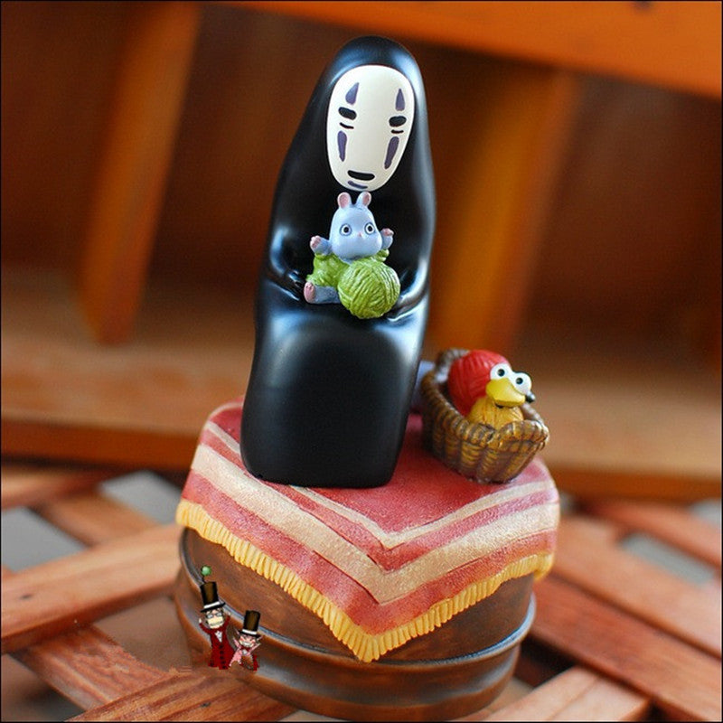No face Music Box YV2202
