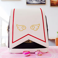 Lolita Cardcaptor Sakura magic backpack YV1135