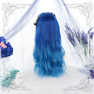 lolita gradient curly wig yv43179