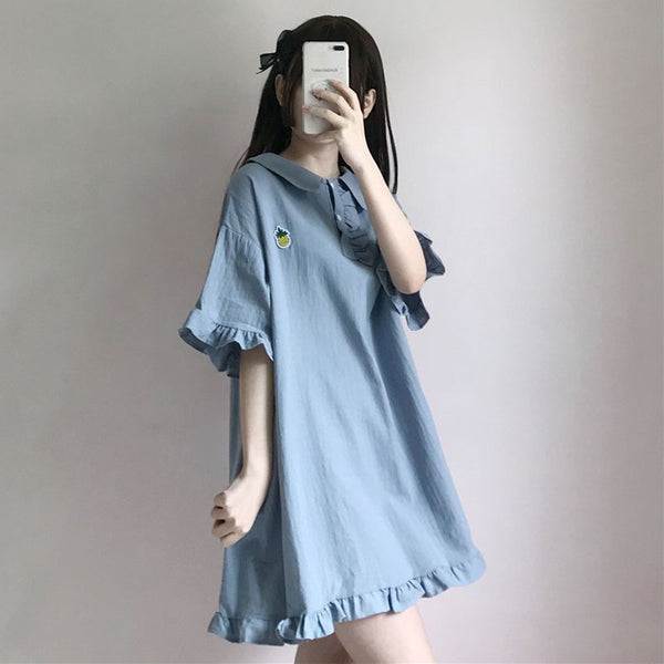 Japanese style cute dress YV43044
