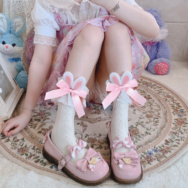 Cute lolita short socks YV43341
