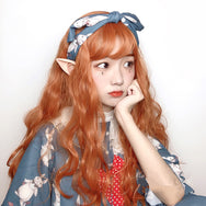 Lolita long curly wig YV43003