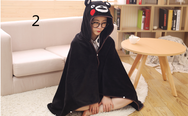 Totoro cloak air conditioning blanket YV273
