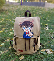 Conan hand-painted backpack YV43526
