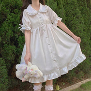 Japanese style sweet cute dress yv43192
